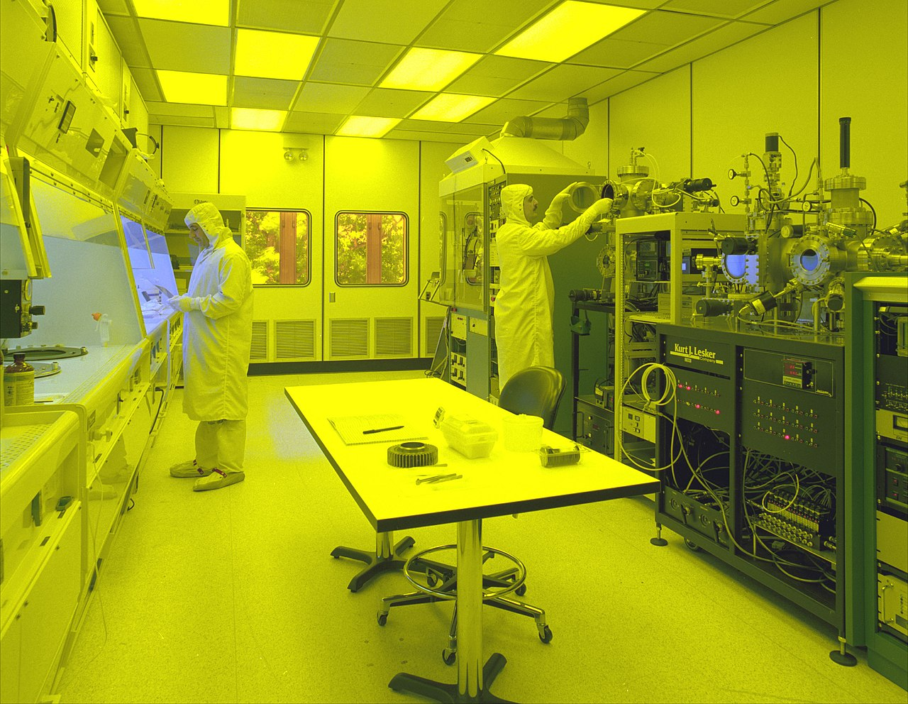 Case Study: Clean Room